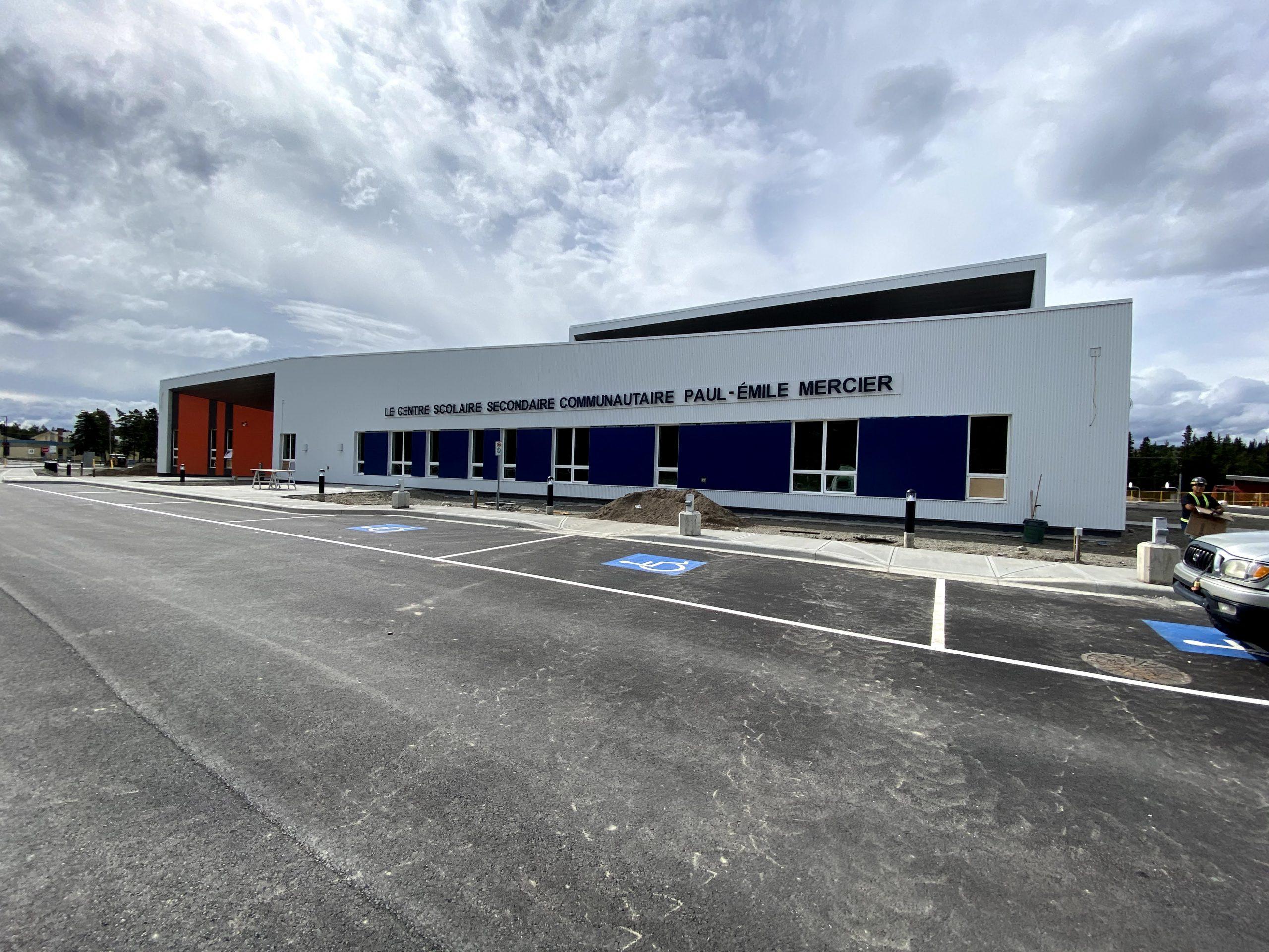 Centre Scolaire Secondaire Communautaire Paul-Emile Mercier