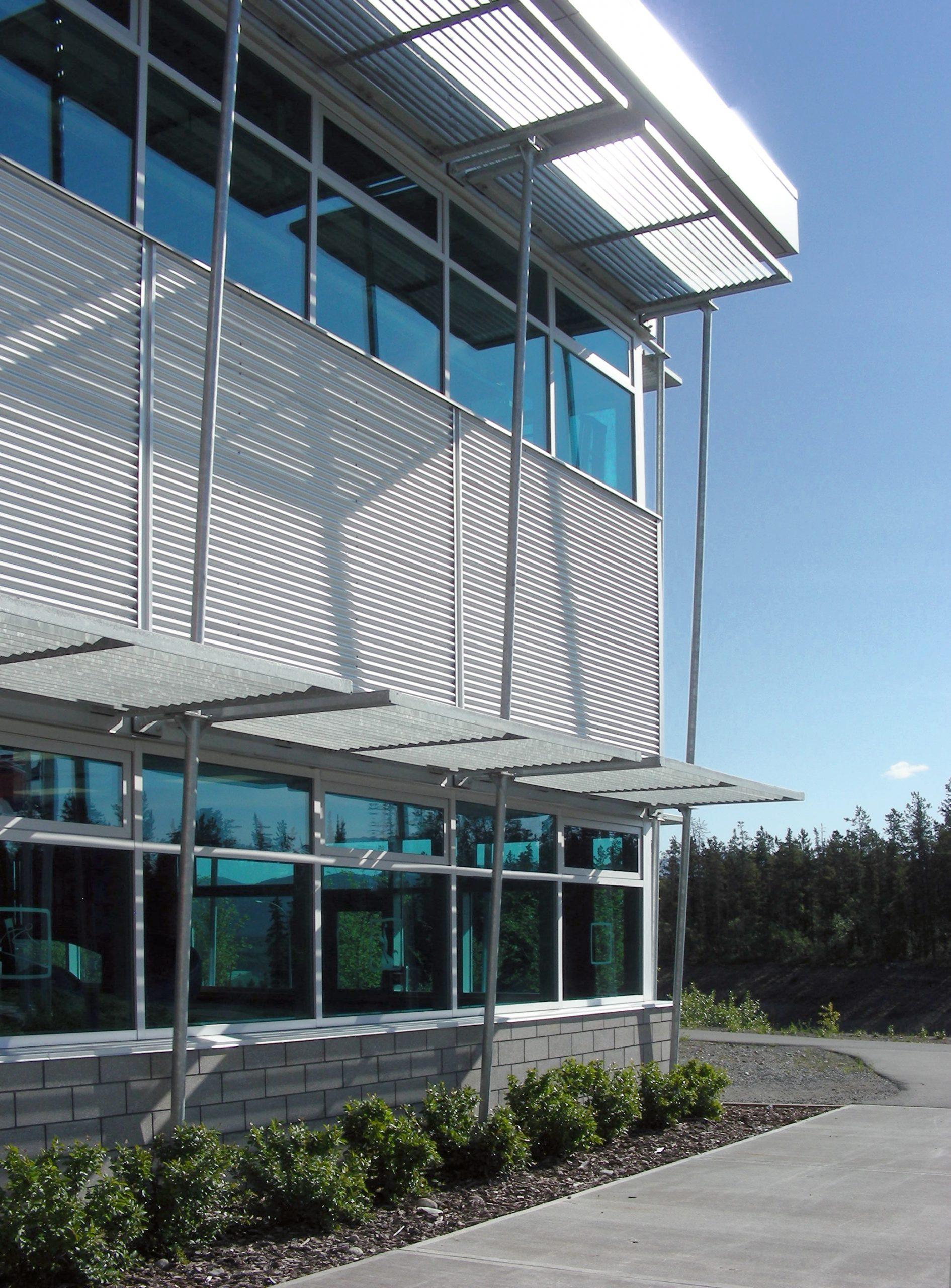 Canada Games Centre