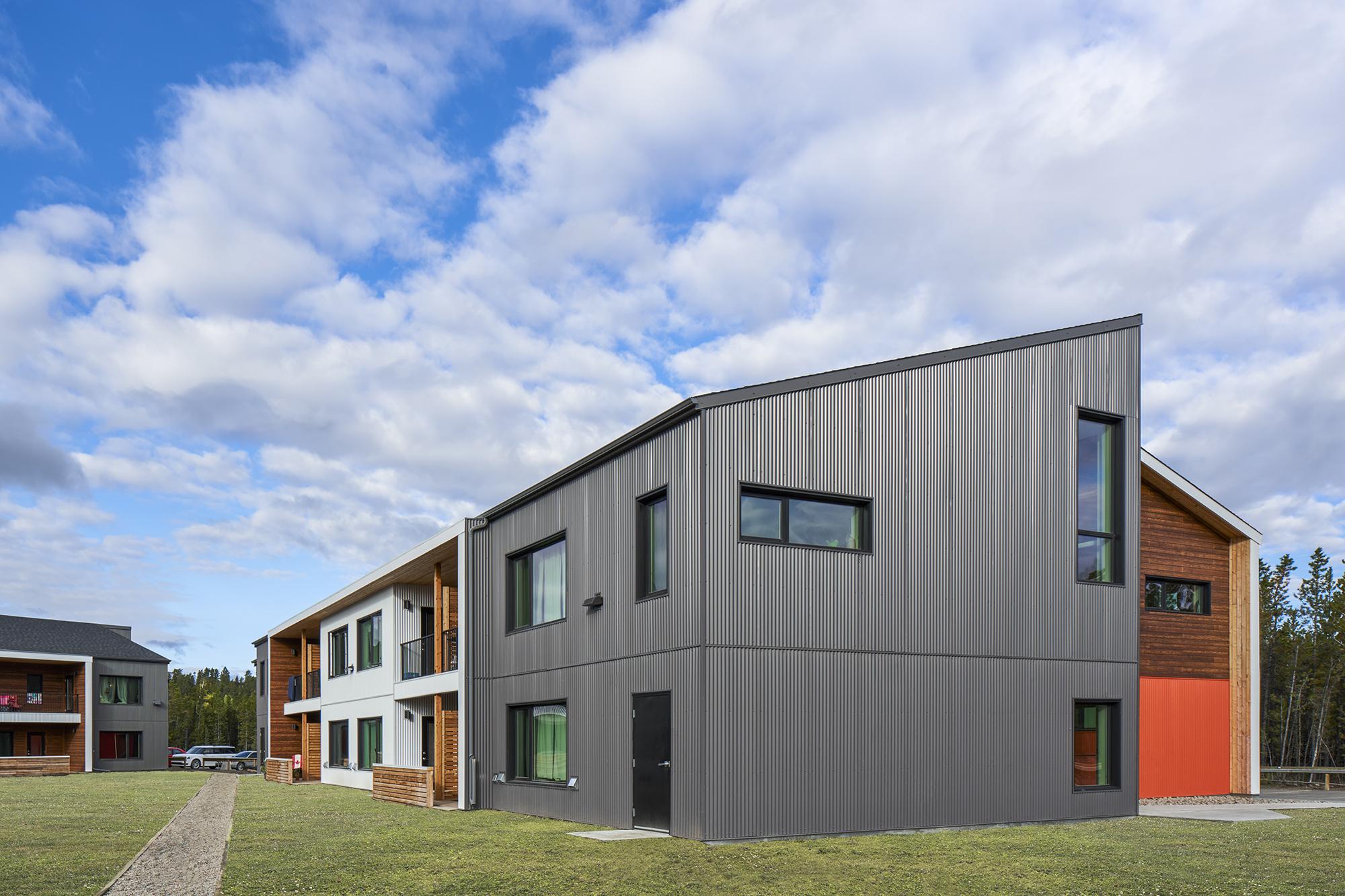 Riverbend Affordable Housing