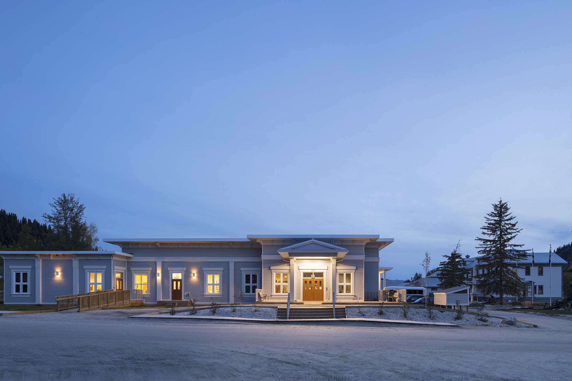 Dawson City Alexander McDonald Lodge