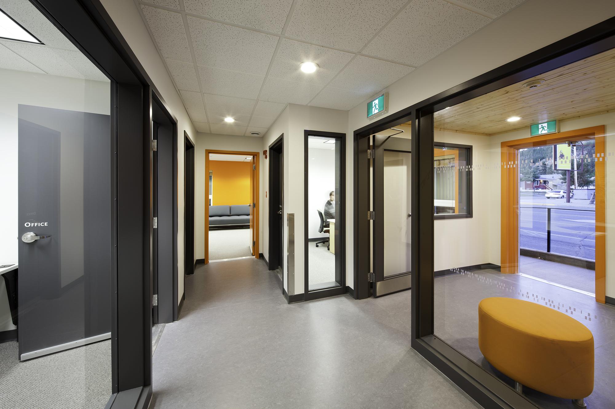 Bettys Haven Second Stage Housing - Kobayashi + Zedda Architects