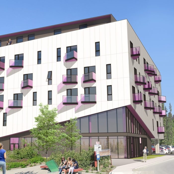 Cornerstone Supportive + Affordable Housing