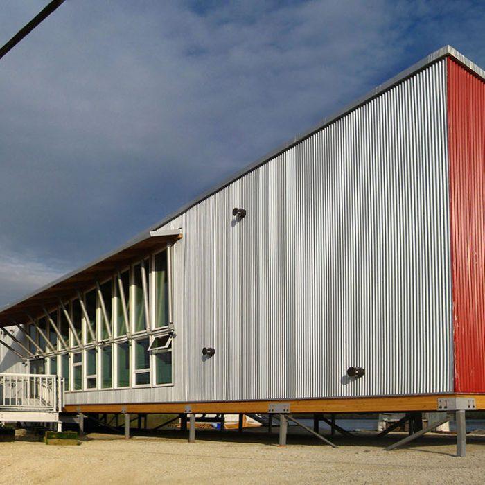 John Tizya Visitor Reception Centre