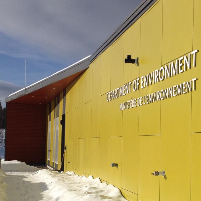 Watson Lake Environment District Office