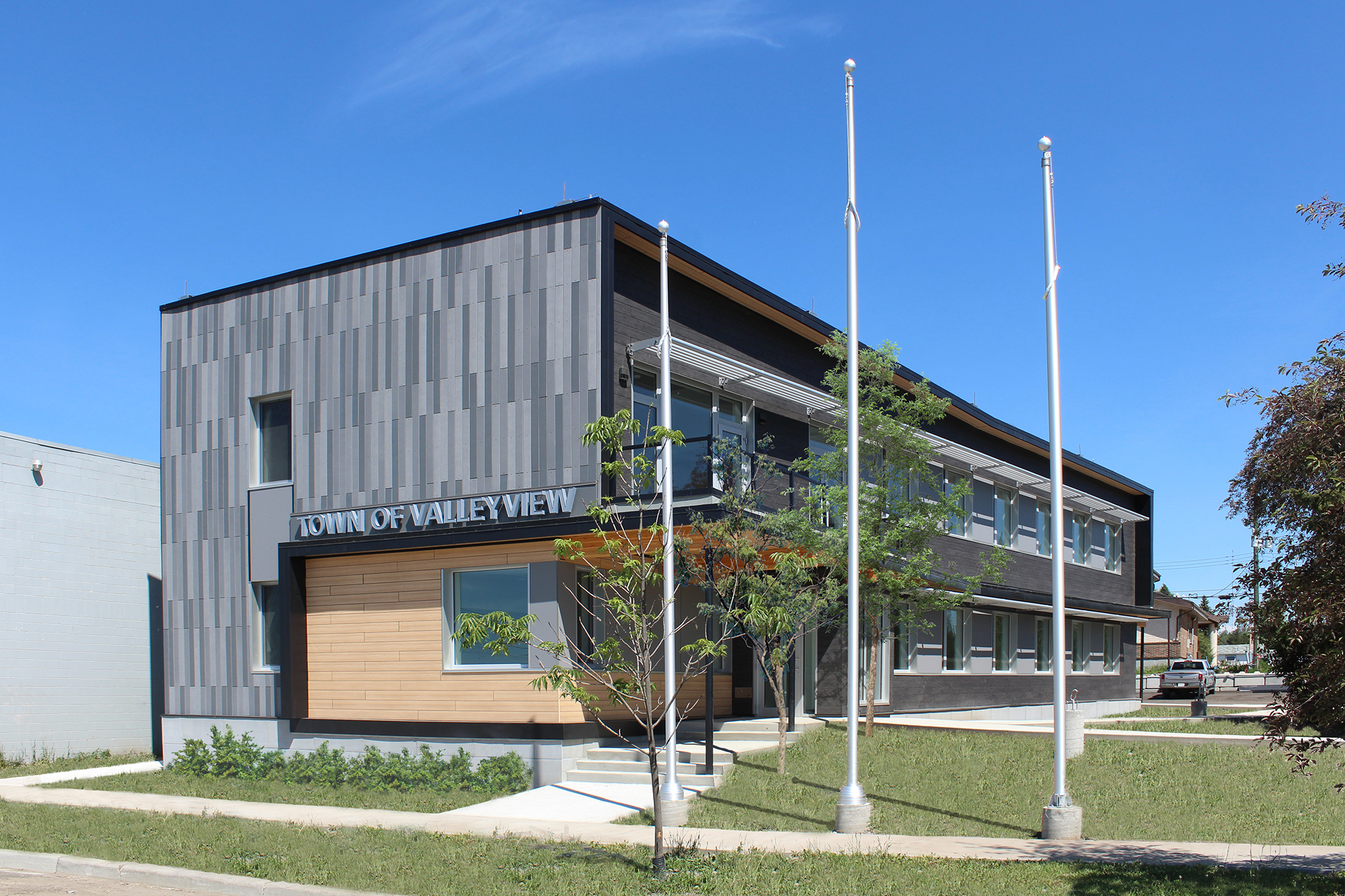 Valleyview Town Hall