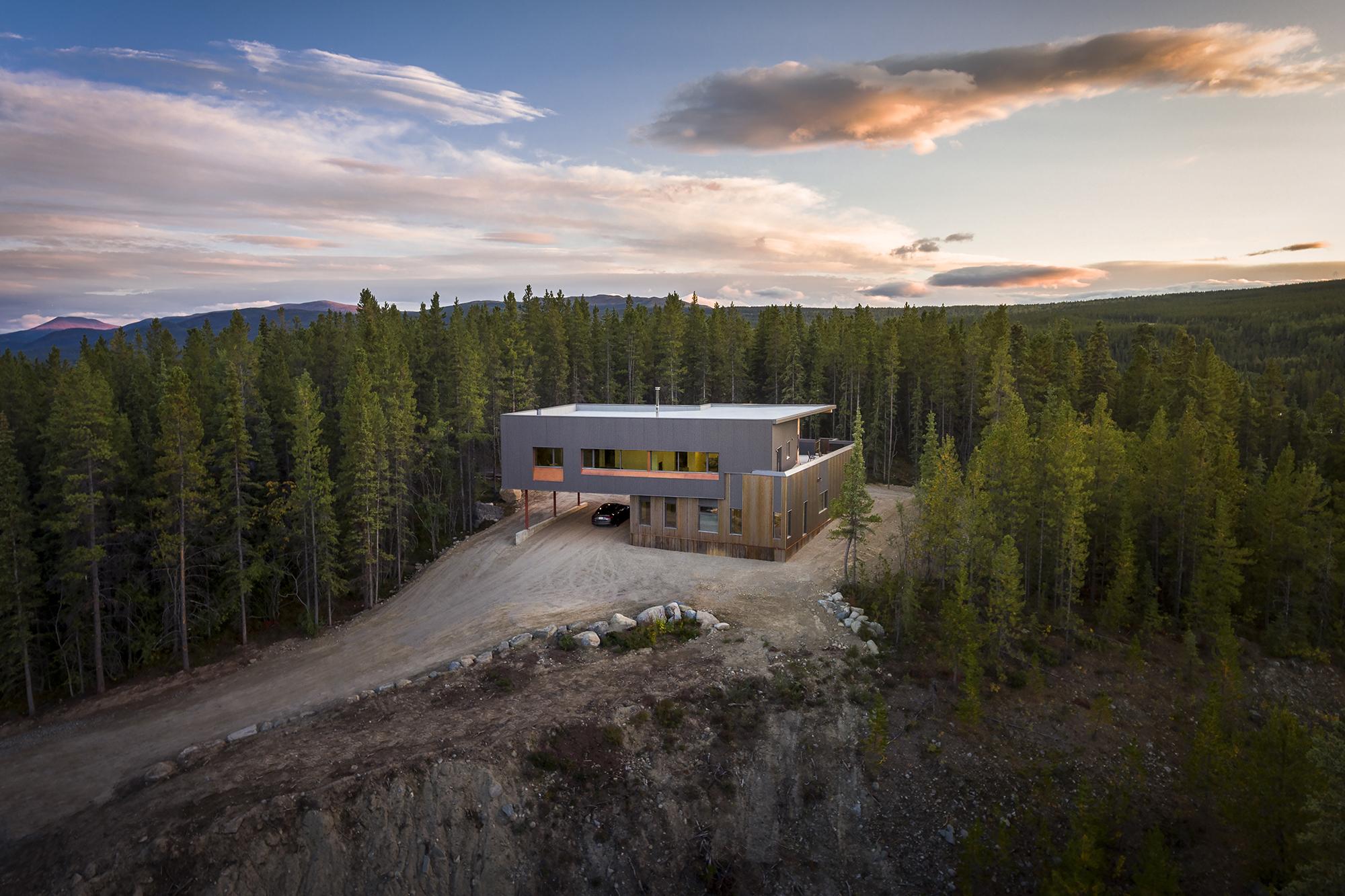 Woodland House / Kobayashi+Zedda Architects