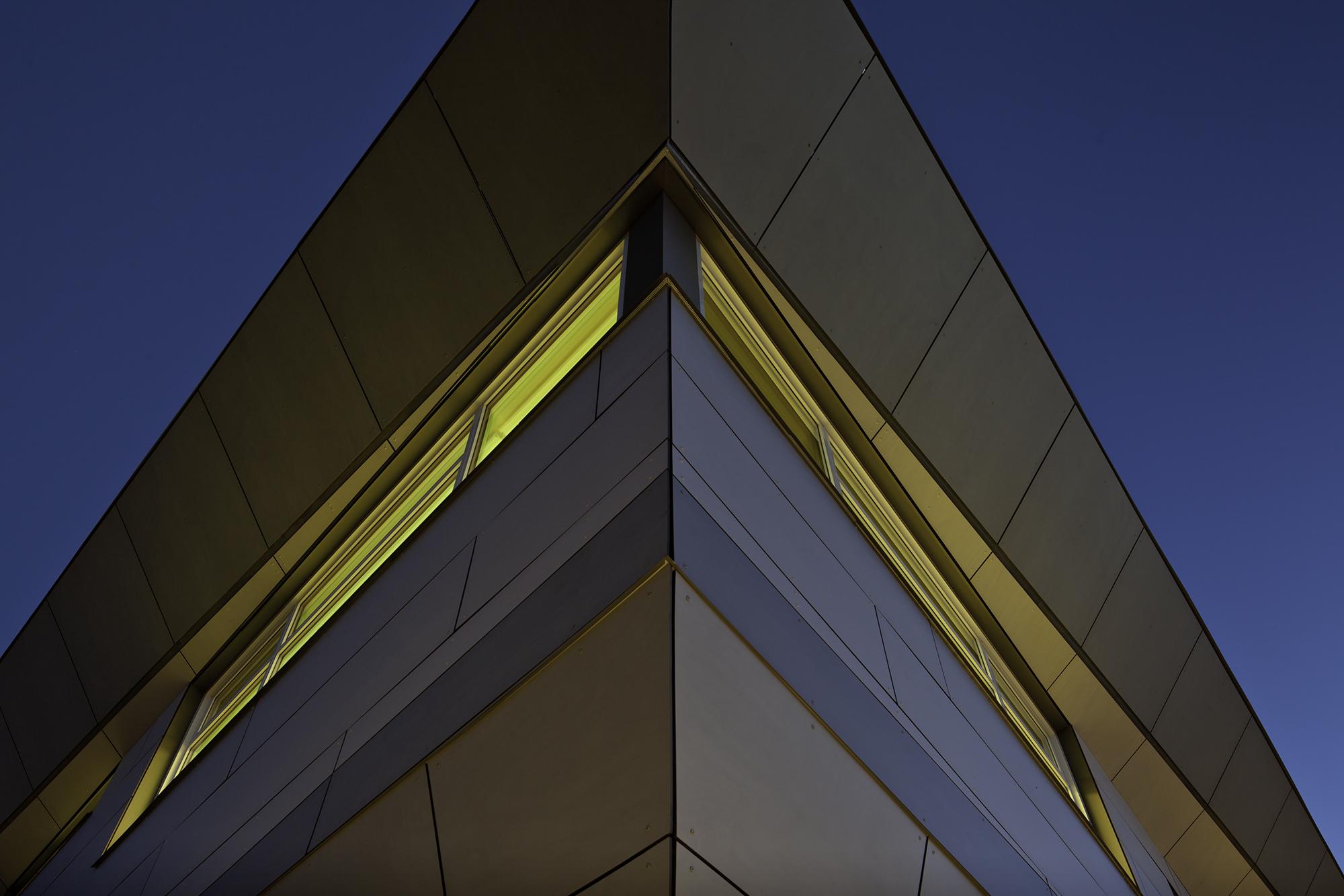 Whitehorse Emergency Response Centre - Kobayashi + Zedda Architects